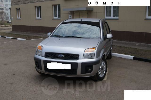 Ford Fusion, 2008 год, 295 000 руб.