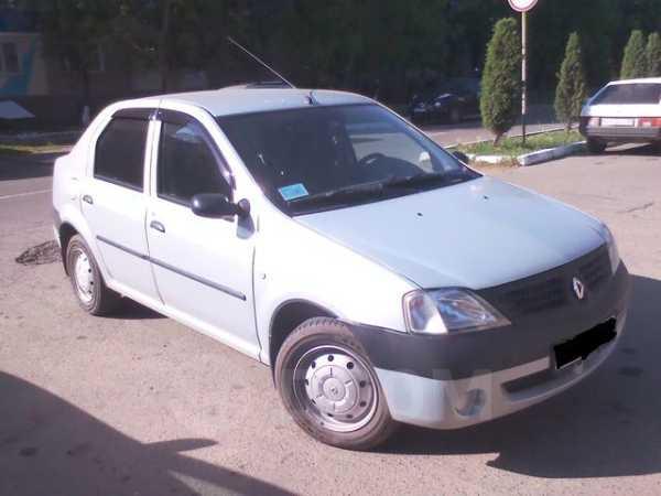 Renault Logan, 2006 год, 270 000 руб.