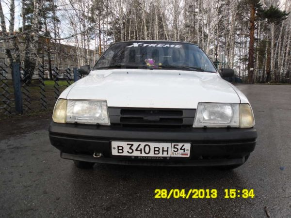 ИЖ 2126 Ода, 2003 год, 75 000 руб.
