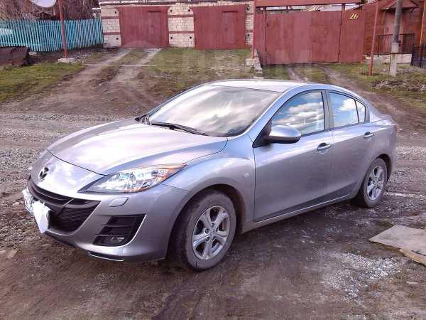 Mazda Mazda3, 2010 год, 620 000 руб.