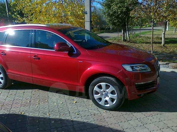 Audi Q7, 2007 год, 1 180 000 руб.