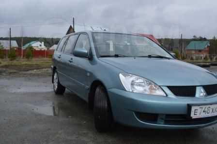 Mitsubishi Lancer, 2008 год, 409 000 руб.