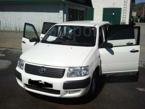 Toyota Succeed, 2002 год, 290 000 руб.