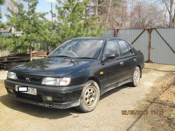 Nissan Pulsar, 1992 год, 90 000 руб.