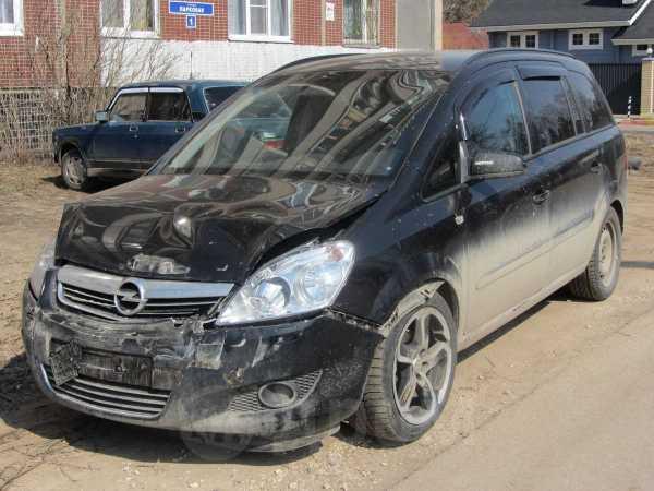 Opel Zafira, 2008 год, 390 000 руб.