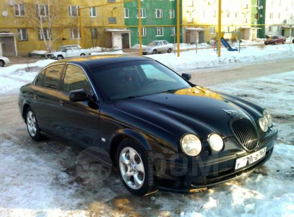Jaguar S-type, 2000 год, 280 000 руб.