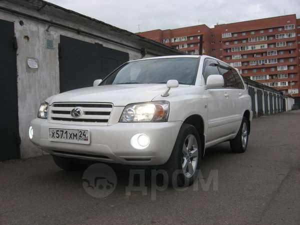 Toyota Kluger V, 2005 год, 650 000 руб.