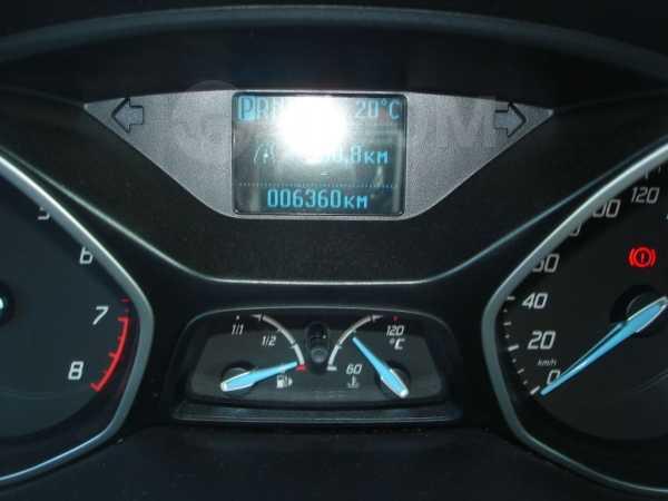 Ford Focus, 2012 год, 595 000 руб.