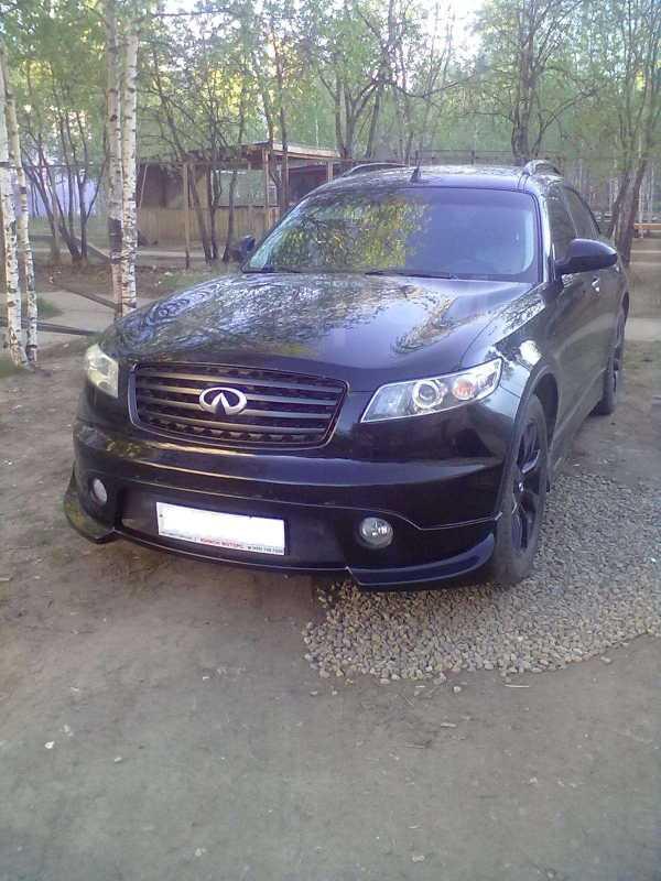 Infiniti FX35, 2003 год, 950 000 руб.