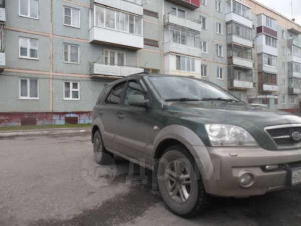 Kia Sorento, 2005 год, 560 000 руб.