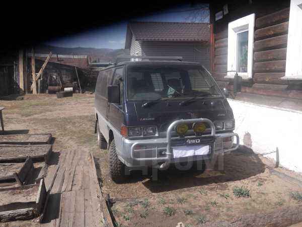 Mitsubishi Delica, 1993 год, 160 000 руб.