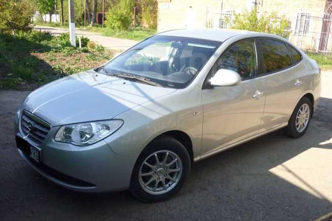 Hyundai Elantra, 2008 год, 507 000 руб.