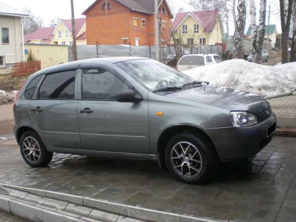Лада Калина, 2008 год, 192 000 руб.