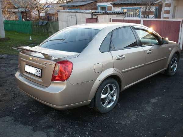 Chevrolet Lacetti, 2008 год, 378 000 руб.