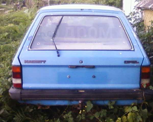 Opel Kadett, 1983 год, 12 000 руб.