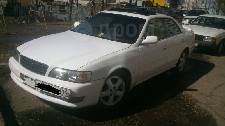 Toyota Chaser, 1997 год, 290 000 руб.