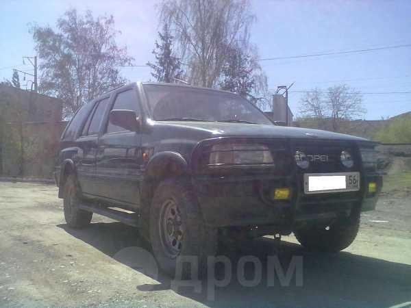 Opel Frontera, 1993 год, 250 000 руб.