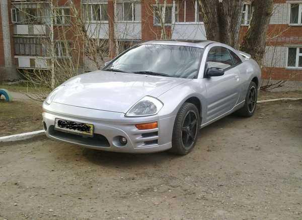 Mitsubishi Eclipse, 2002 год, 365 000 руб.