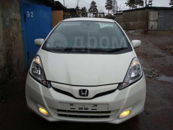 Honda Fit, 2012 год, 495 000 руб.
