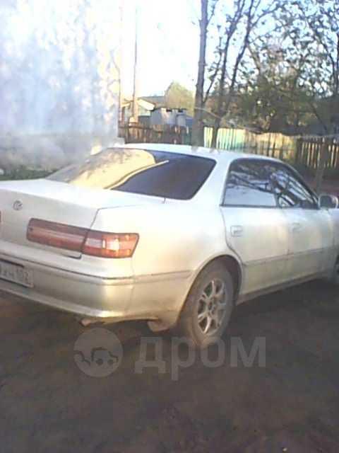 Toyota Mark II, 1996 год, 222 000 руб.