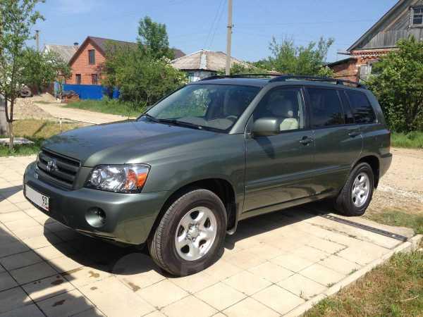 Toyota Highlander, 2005 год, 700 000 руб.