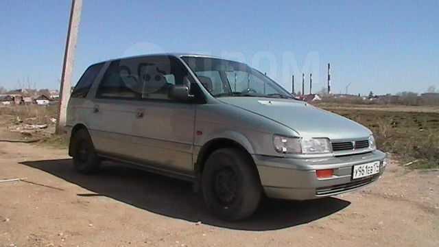 Mitsubishi Space Wagon, 1992 год, 180 000 руб.