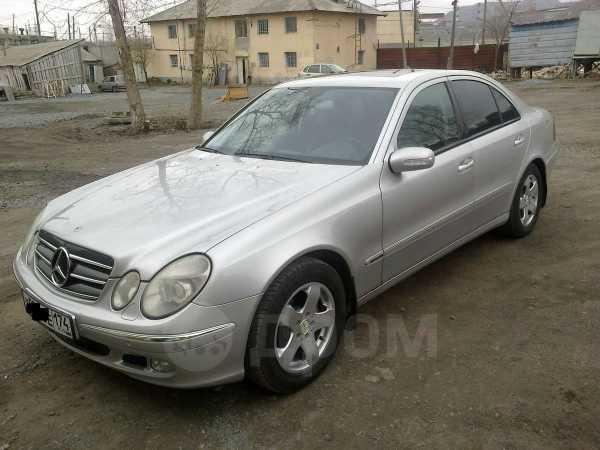 Mercedes-Benz E-Class, 2002 год, 650 000 руб.
