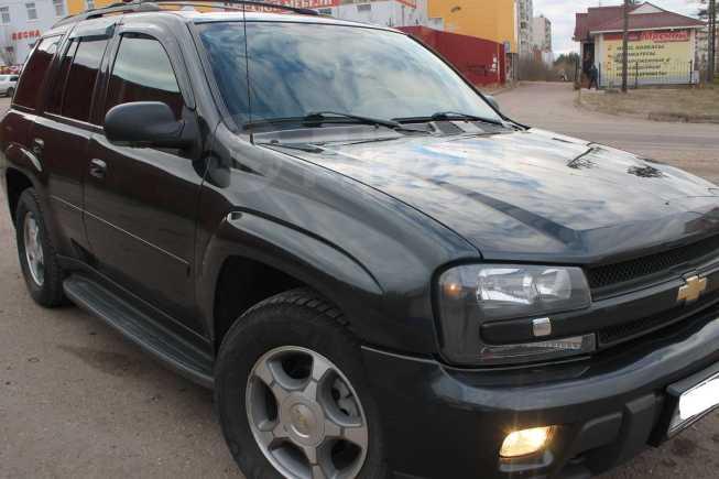 Chevrolet TrailBlazer, 2005 год, 700 000 руб.