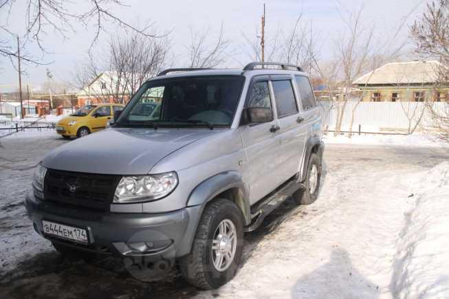 УАЗ Патриот, 2008 год, 370 000 руб.