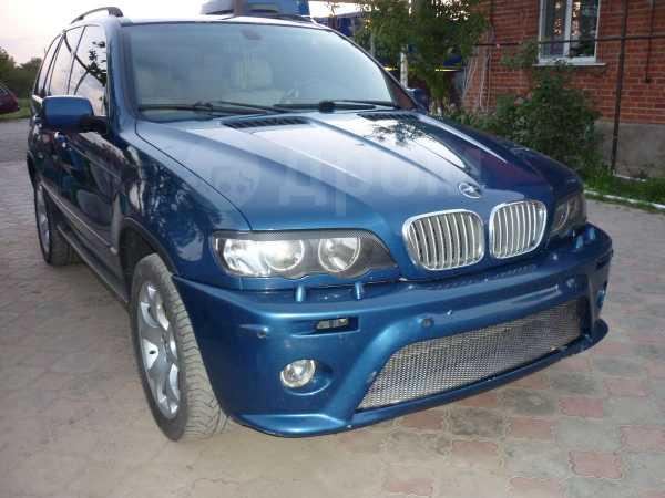 BMW X5, 2000 год, 400 000 руб.