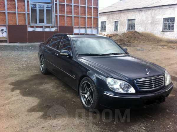 Mercedes-Benz S-Class, 1999 год, 500 000 руб.
