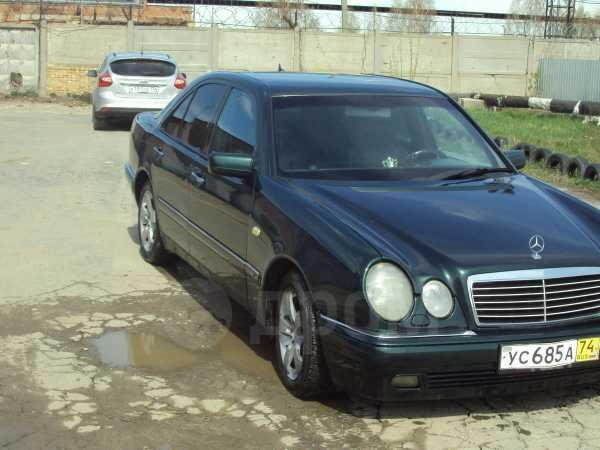Mercedes-Benz E-Class, 1997 год, 340 000 руб.