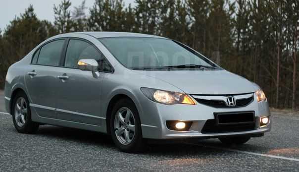 Honda Civic, 2009 год, 575 000 руб.