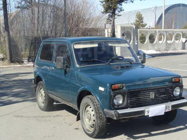 Лада 4x4 2121 Нива, 2004 год, 115 000 руб.
