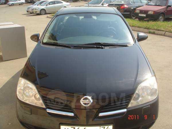 Nissan Primera, 2006 год, 440 000 руб.