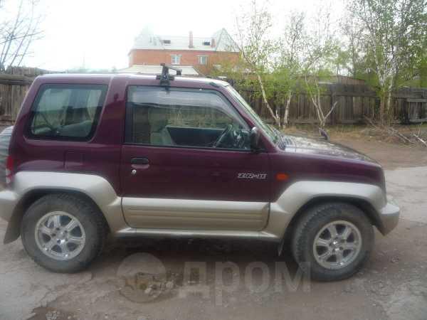 Mitsubishi Pajero Junior, 1996 год, 205 000 руб.