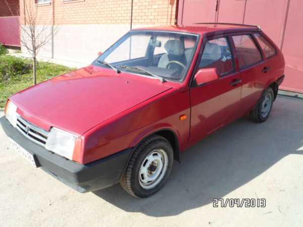Лада 2109, 1995 год, 85 000 руб.