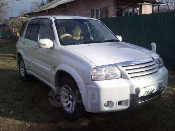 Suzuki Escudo, 2003 год, 595 000 руб.