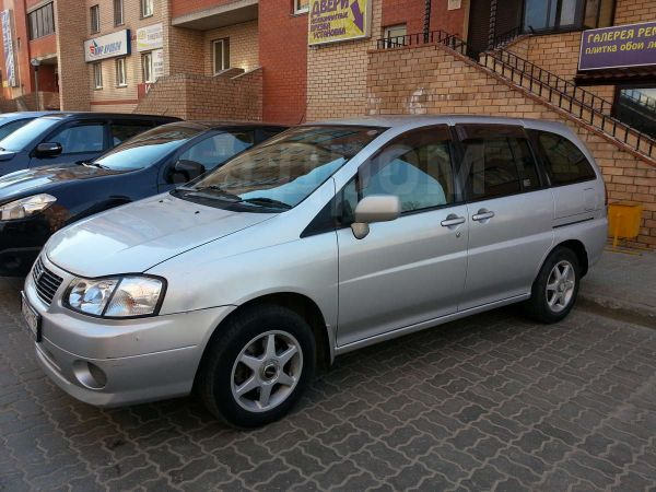 Nissan Liberty, 2000 год, 233 000 руб.