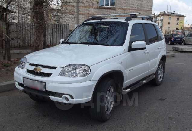 Chevrolet Niva, 2012 год, 600 000 руб.