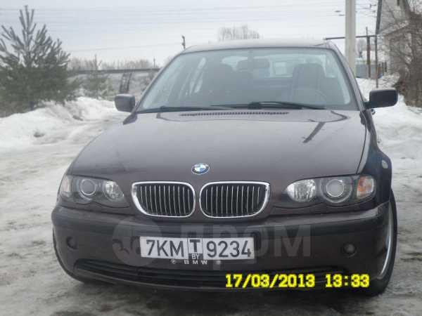 BMW 3-Series, 2002 год, 473 000 руб.