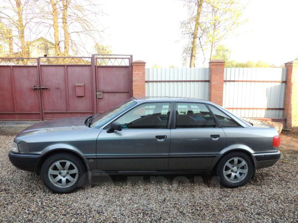 Audi 80, 1993 год, 149 000 руб.