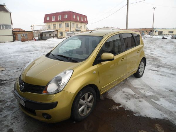 Nissan Note, 2007 год, 400 000 руб.