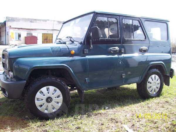 УАЗ Хантер, 2004 год, 207 000 руб.