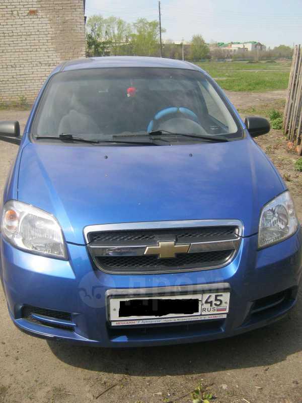 Chevrolet Aveo, 2007 год, 325 000 руб.