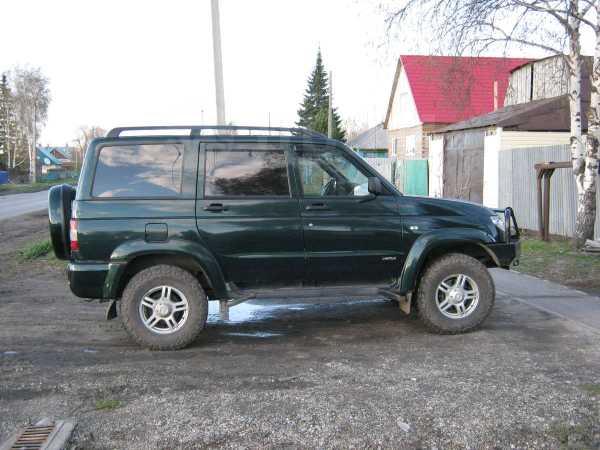 УАЗ Патриот, 2009 год, 500 000 руб.