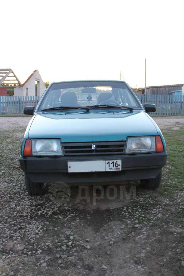 Лада 2109, 2001 год, 83 000 руб.