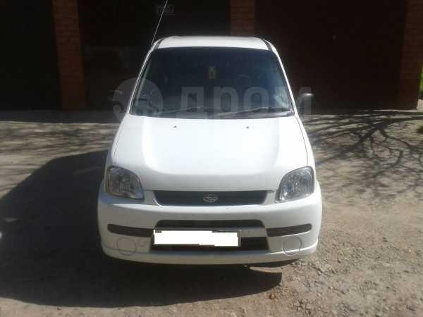 Subaru Pleo, 2003 год, 155 000 руб.