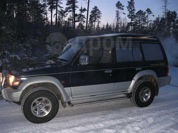 Mitsubishi Pajero, 1994 год, 295 000 руб.