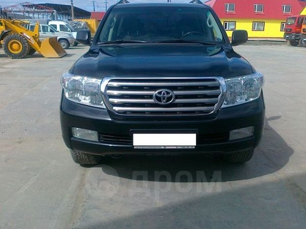 Toyota Land Cruiser, 2007 год, 1 710 000 руб.